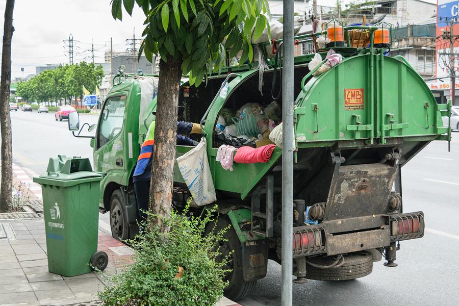 Door To Door Garbage Collection & Door To Door Garbage Collection - Services - Darbar Group